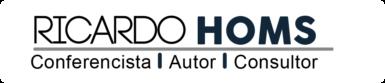 Ricardo Homs - Logo